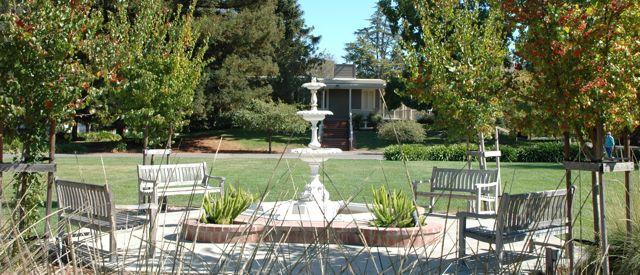 Holbrook-Palmer Park Fountain